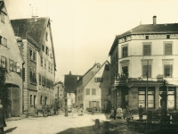 Exhibition: Homes of Jewish families in Horb and its suburbs