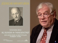 'A blind man in Theresienstadt'. Lecture by Professor Wolfgang Benz.