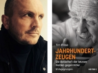 Reading by Tim Pröse: Jahrhundertzeugen – the last heroes who opposed Hitler