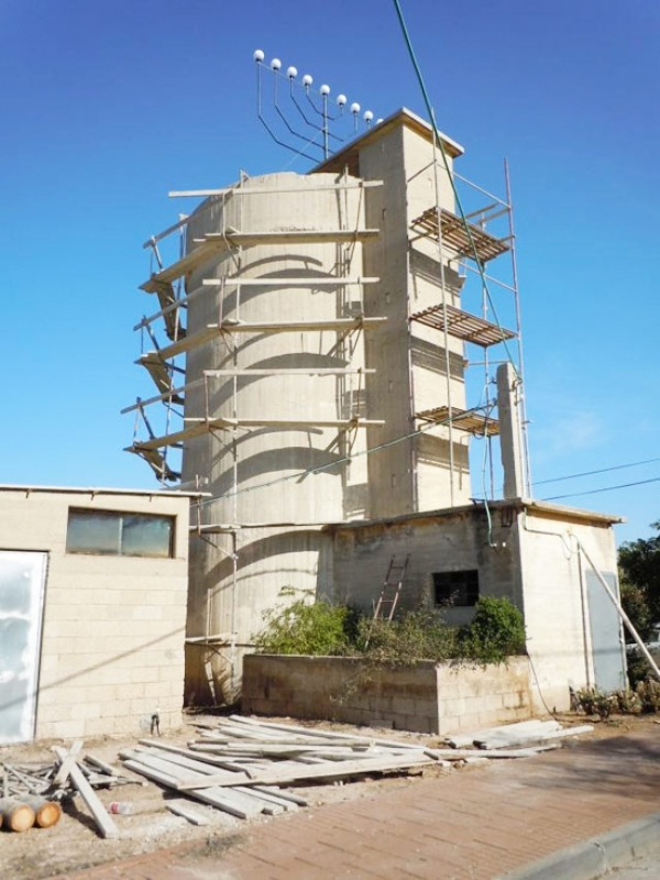 Water Tower Repair